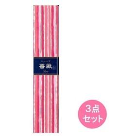 日本香堂 かゆらぎスティック 薔薇 40G 3点セット 代引不可