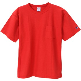 リバースウィーブ ポケットTシャツ 19SS リバースウィーブ チャンピオン(C3-P318)【5400円以上購入で送料無料】
