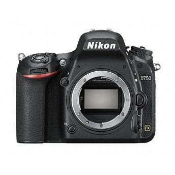 Nikon D750 ボディ [デジタル一眼レフカメラ (2432万画素)] デジタル一眼カメラ
