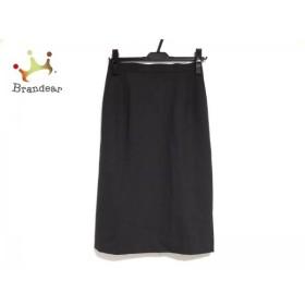 カルバンクライン CalvinKlein スカート サイズ2 M レディース 美品 パープル     スペシャル特価 20190915【人気】