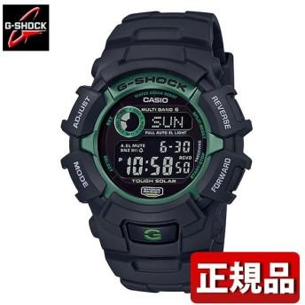 G-SHOCK Gショック CASIO カシオ タフソーラー GW-2320SF-1B3JR FIRE PACKAGE'19 メンズ 腕時計 国内正規品 黒 ブラック 緑 グリーン ウレタン