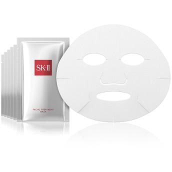 母の日 SK-II(sk2/エスケーツー) フェイシャル トリートメント マスク 6枚/パック・マスク