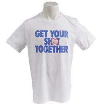 【Super Sports XEBIO & mall店:スポーツ】【オンライン特価】ドライフィット ショット トゥゲザー 半袖Tシャツ AJ9586-100SP19