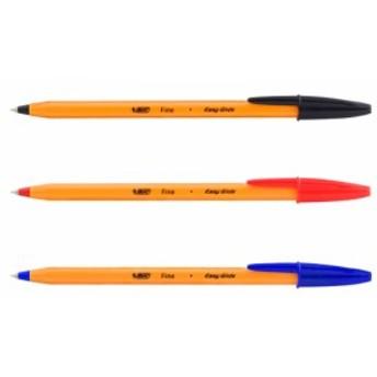 BICジャパンE-ORMJ20EG○ 油性ボールペン オレンジボールペン (1.0mm)