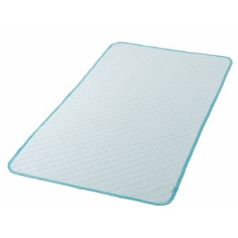 ベットパッド・敷きパッド NEW アイスマックスCOOL(R) クール ブルー シングル・ロング 100×205cm 節電 eco対策