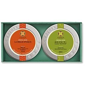内祝い バレンタイン ルピシア 紅茶と緑茶セット
