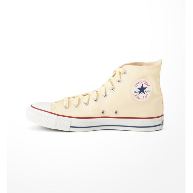 【ビショップ/Bshop】 【CONVERSE】Canvas All Star HI WHT MEN