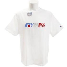 【Super Sports XEBIO & mall店:トップス】【オンライン特価】 NUBLEND 半袖プリントTシャツ RBM19S0015WHT