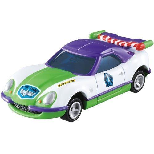 TOMICA小車-迪士尼夢幻車隊-玩具總動員-巴斯光年跑車-玄衣美舖