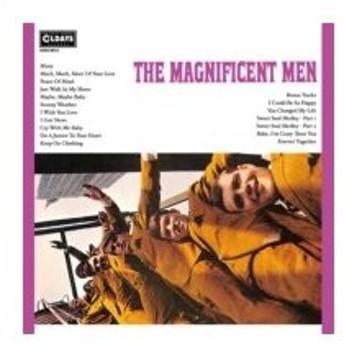 Magnificent Men / Magnificent Men <紙ジャケット> 国内盤 〔CD〕