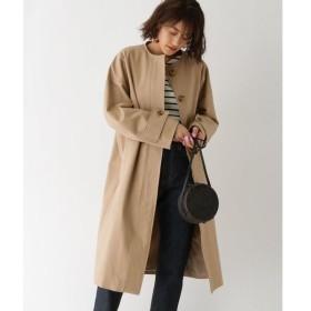 aquagirl / アクアガール ◆ノーカラーコクーンコート
