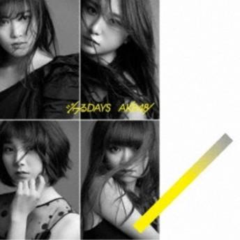 AKB48/ジワるDAYS《通常盤/Type C》 【CD+DVD】