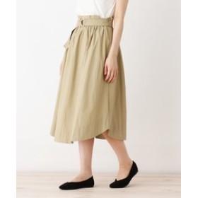 【SHOO・LA・RUE:スカート】◆ラウンドヘム フレアスカート