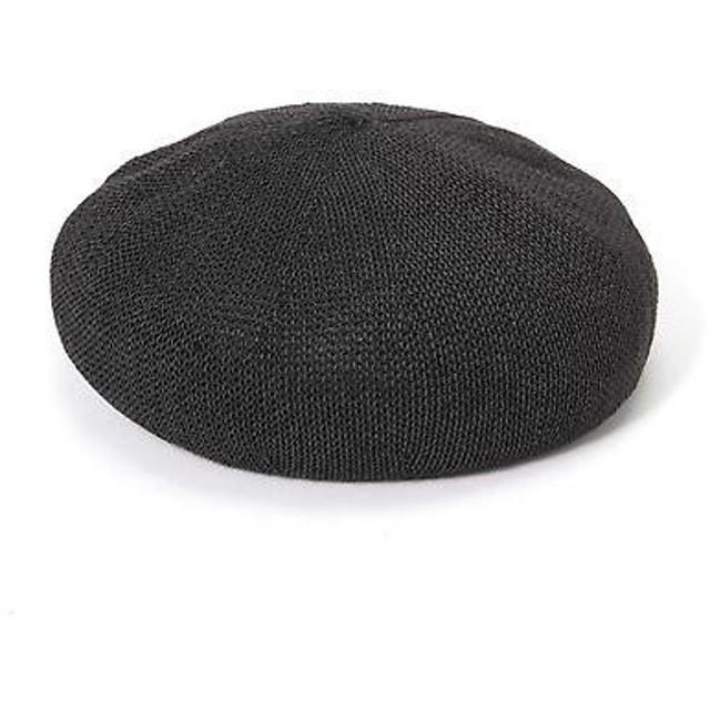 ROSE BUD / ローズ バッド [6月号mini掲載]ペーパーベレー帽