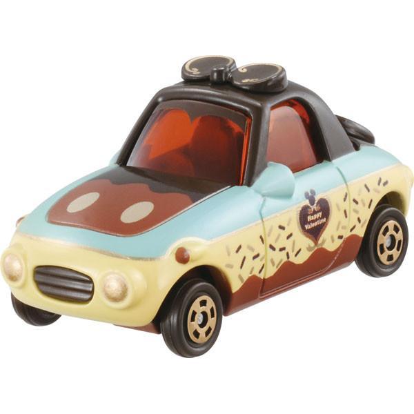 TOMICA小車-迪士尼夢幻車隊-米奇情人節特別版-玄衣美舖