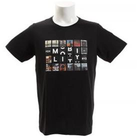 【Super Sports XEBIO & mall店:トップス】半袖 Tシャツ 869R9CD6321 BLK