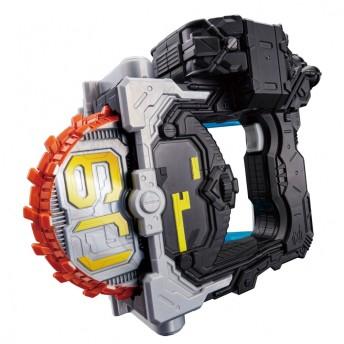 仮面ライダージオウ 裂風削烈 DXジカンジャックロー