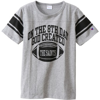 Champion チャンピオン フットボールTシャツ CW-P316