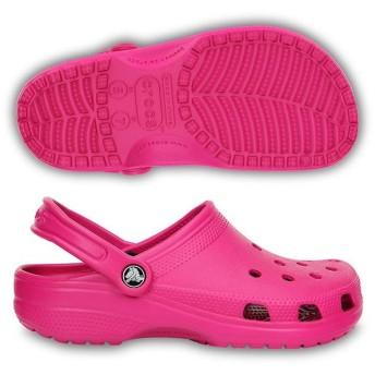 クロックス レディースファッション コンフォートサンダル classic クラシック candypink crocs 10001-6X0