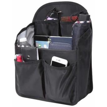 バッグインバッグ リュック タテ型 自立 軽量 レディース メンズ bag in bag ナイロン