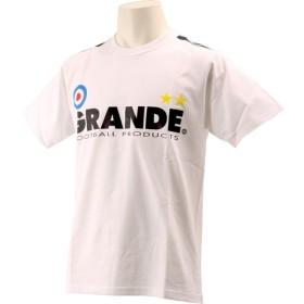 GRANDE グランデ プロトタイプ Tシャツ GFP00004 WHT/BLK