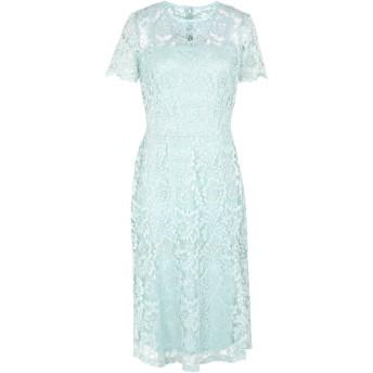 《セール開催中》LAUREN RALPH LAUREN レディース 7分丈ワンピース・ドレス ライトグリーン 2 ポリエステル 100% LACE COCKTAIL DRESS
