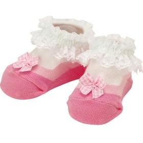 ミキハウス ベビーソックス レース 40-9531-958    ベビー 赤ちゃん 衣類 洋服 雑貨 ギフト 贈り物