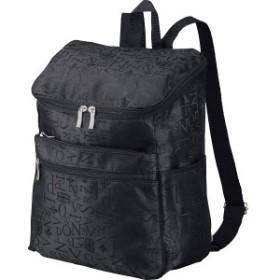 【送料無料】ジャガード織リュック ブラック N-607【代引不可】【ギフト館】