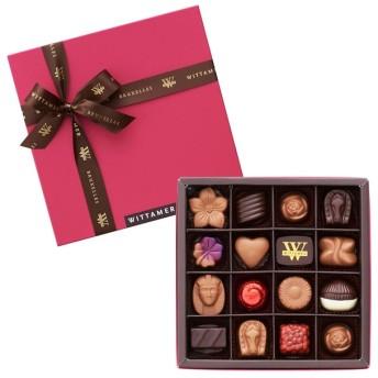 内祝い チョコレート 敬老の日 ショコラ・ド・ヴィタメール16個入り