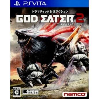 【中古即納】[PSVita]GOD EATER 2:ゴッドイーター2(20131114)