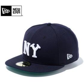 【メーカー取次】 NEW ERA ニューエラ 59FIFTY Negro Leagues ニグロリーグ ニューヨーク・ブラックヤンキース 11781688 キャップ メンズ 帽子 ブランド