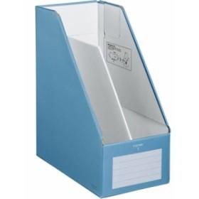 コクヨ ファイルボックスS ワイドタイプ A4 青 フ-EW450B