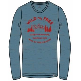 MIZUNO(ミズノ) ブレスサーモグラフィッククルーネックシャツ アウトドア アパレル メンズ A2MA853827