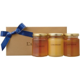 内祝い ラベイユ 紅茶に合うはちみつギフト(トリオ)