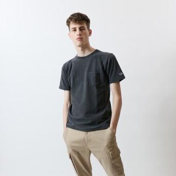 リバースウィーブTシャツ 19SS リバースウィーブ チャンピオン(C3-P320)【5400円以上購入で送料無料】