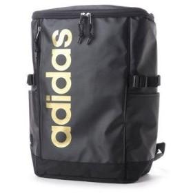 アディダス adidas リュック 23L (ブラック×ゴールド)