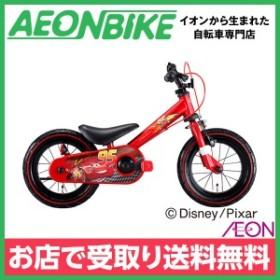 お得なクーポン配布中!子供用 自転車 幼児車 アイデス 12インチ じてんしゃデビュー 2in1 カーズ 12型 変速なし ペダルが簡単脱着であっ