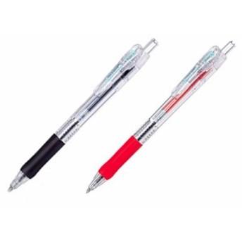 ゼブラBNH5-○ 油性ボールペン ノック式 タプリクリップ (0.4mm)