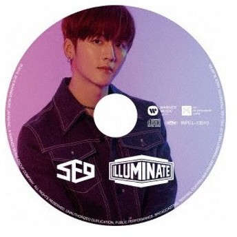 SF9(エスエフナイン)/ILLUMINATE(YOUNG BIN:完全生産限定ピクチャーレーベル盤)