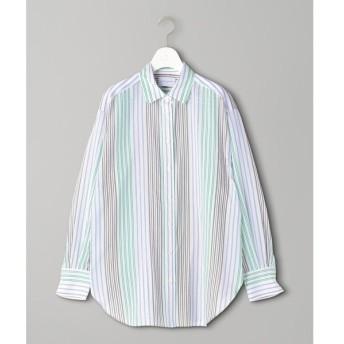 UNITED ARROWS / ユナイテッドアローズ UWSC マルチストライプ ビッグシャツ