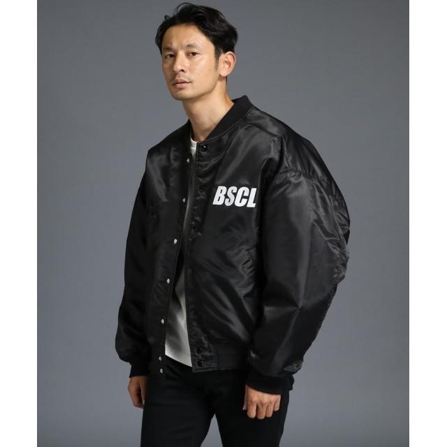 BASE CONTROL(ベースコントロール) スーパービッグシルエット スタジャン 【BSCL】