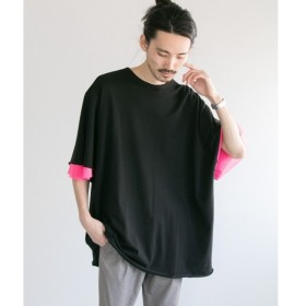 URBAN RESEARCH / アーバンリサーチ VOTE MAKE NEW CLOTHES LAYER MESH T-SHIRTS