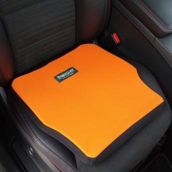 02512 シートクッション ボディドクター 3D ストレッチフィット カリフォルニアオレンジ