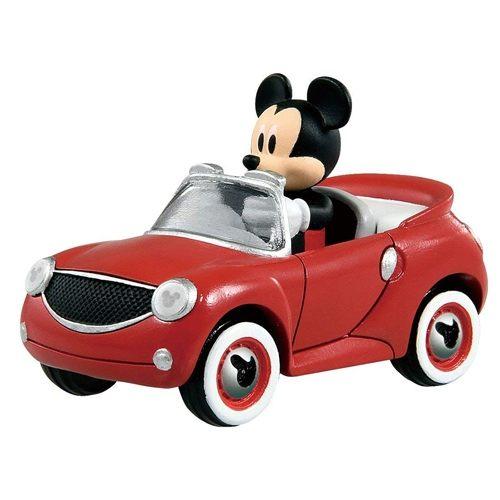 TOMICA小車-迪士尼夢幻車隊-米奇開車-玄衣美舖