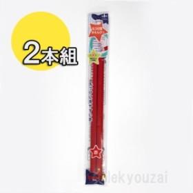 トンボ鉛筆BCA-260赤鉛筆丸つけ用2Pパック