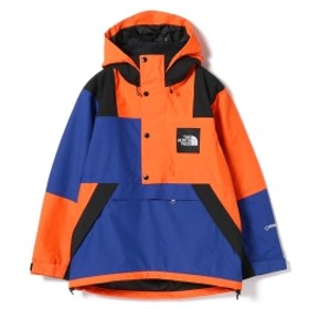 THE NORTH FACE / RAGE GTX Shell Pullover レディース ブルゾン BLUE/ORG(AP) XS