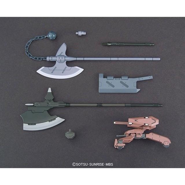 HG 機動戦士ガンダム 鉄血のオルフェンズ 1/144 MSオプションセット3&ギャラルホルンモビルワーカー(再販)[BANDAI SPIRITS]《在庫切れ》