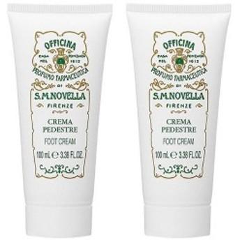 【セット】サンタマリアノヴェッラ Santa Maria Novella フットクリーム 100mL 2個セット