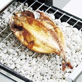 汚れもにおいも吸収 敷くだけ簡単 魚がおいしく焼ける石の会 フェリシモ FELISSIMO【送料:450円+税】