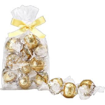 リンツ Lindt チョコレート チョコ スイーツ ギフト リンドール・ホワイト10個入り